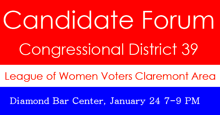 Diamond Bar Candidate Forum